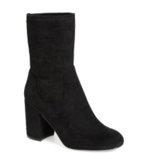 Halogen Jacey stretch sock bootie